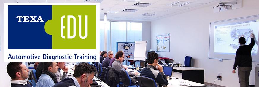 TEXA training courses