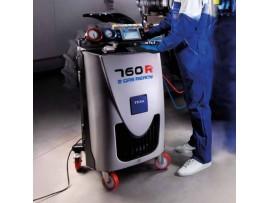 Air-Con machine servicing