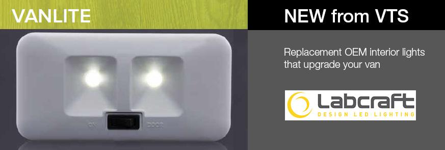 Vanlite LED interior lights