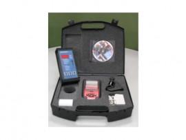Bike decelerometer brake test kit