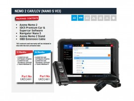 NEMO 2 Car/LCV 1YR (Nano S VCI)
