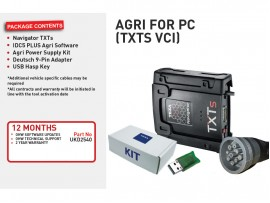 12 months AGRI FOR PC (TXTS VCI)