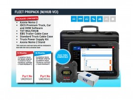 Fleet Propack 3YR (M/Hub VCI)
