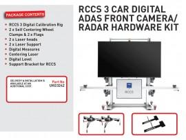 RCCS 3 CAR DIGITAL ADAS FRONT CAMERA/RADAR HARDWARE KIT11995.00