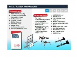 RCCS2 Master Hardware kit