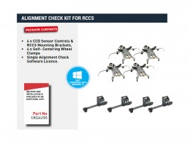 CCD Alignment Kit for RCCS 1/2
