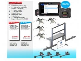 RCCS 2 Master Diag/Hardware & Alignment Kit 3YR