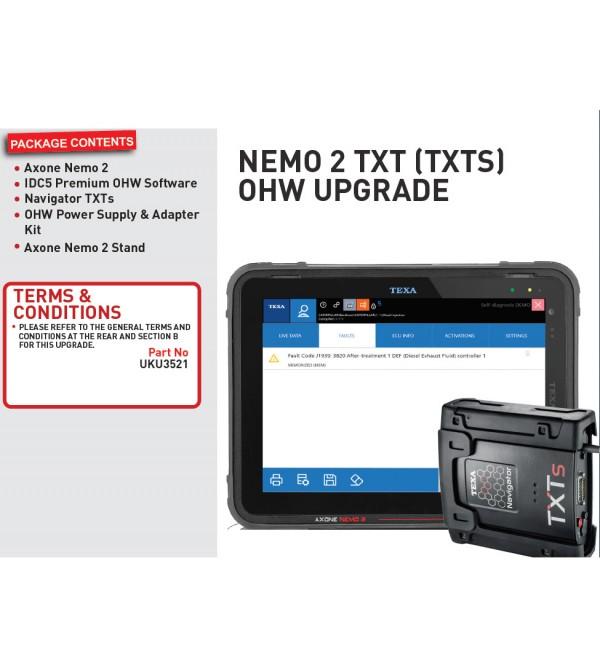 NEMO 2 TXT (TXTS) OHW UPGRADE