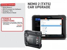 NEMO 2 (TXTS) CAR UPGRADE