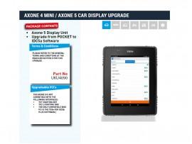 AXONE 4 MINI / AXONE 5 CAR DISPLAY UPGRADE