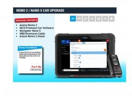 NEMO 2/NANO CAR UPGRADE