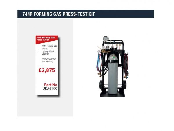 744R FORMING GAS PRESS-TEST KIT