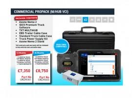 COMMERCIAL PROPACK (TEXA NAVIGATOR TXT MULTIHUB VCI)