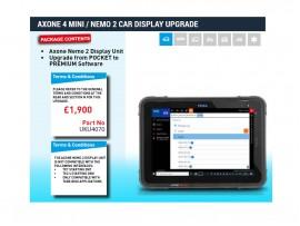 AXONE 4 MINI / NEMO 2 CAR DISPLAY UPGRADE
