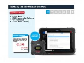 NEMO 2 / TXT (TEXA NAVIGATOR TXT MULTIHUB) CAR UPGRADE