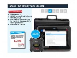 NEMO 2 / TXT (TEXA NAVIGATOR TXT MULTIHUB) TRUCK UPGRADE
