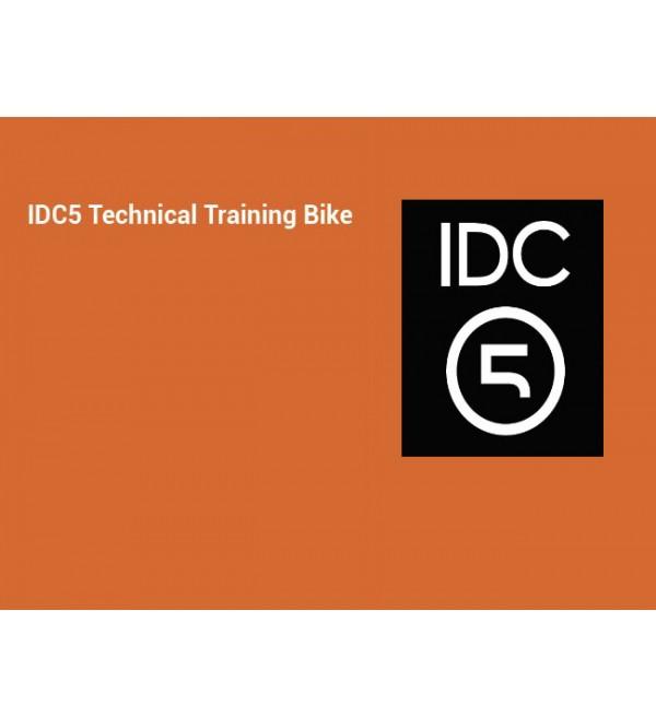 IDC5 Technical Training Bike 1 day course