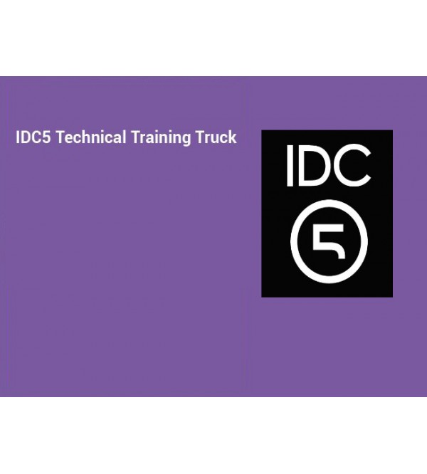IDC5 Technical Training Truck 2 day course