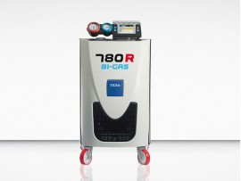 Texa 780R BI-GAS AC RID Service Station WITH STARTUP PACK