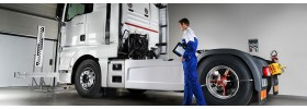 Texa ADAS truck solutions