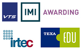 IMI and IRTEC approved awarding center